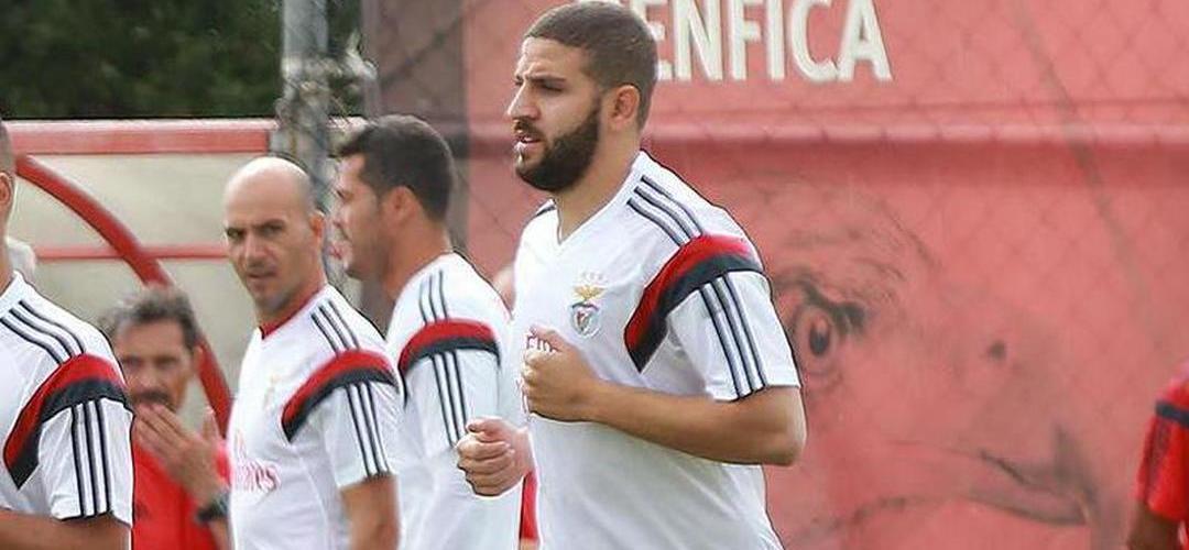Benfica: Conti treinou integrado numa sessão que contou com... Taraabt