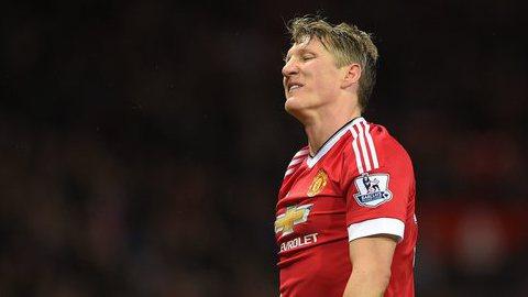 Schweinsteiger desmente rumores de saída do United
