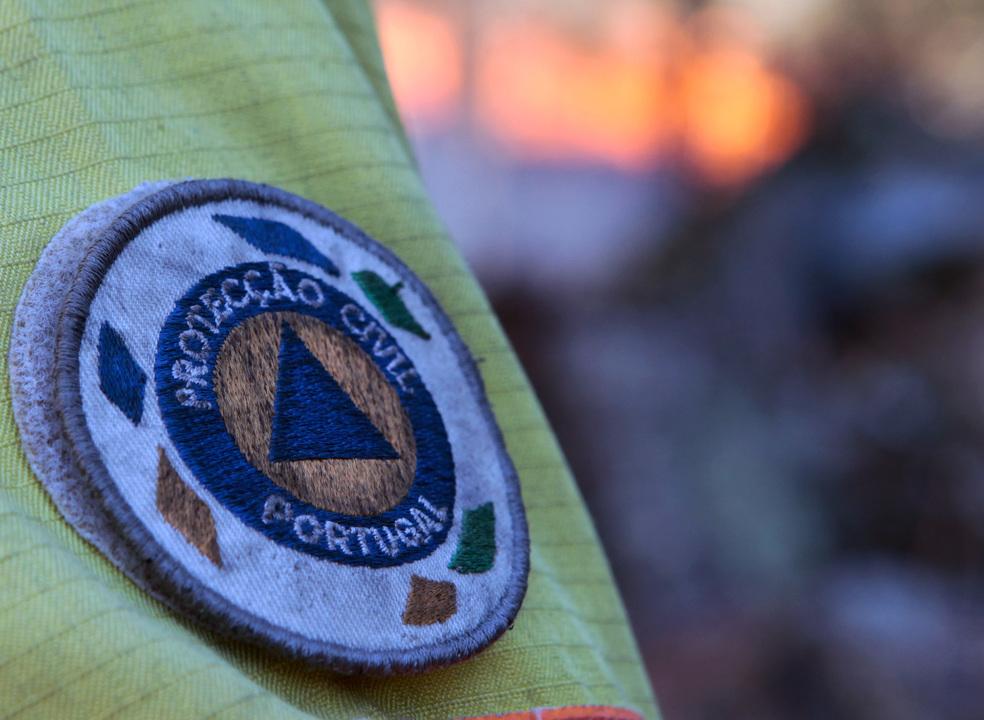 Proteção Civil alerta para risco de incêndio devido à subida de temperatura no fim de semana