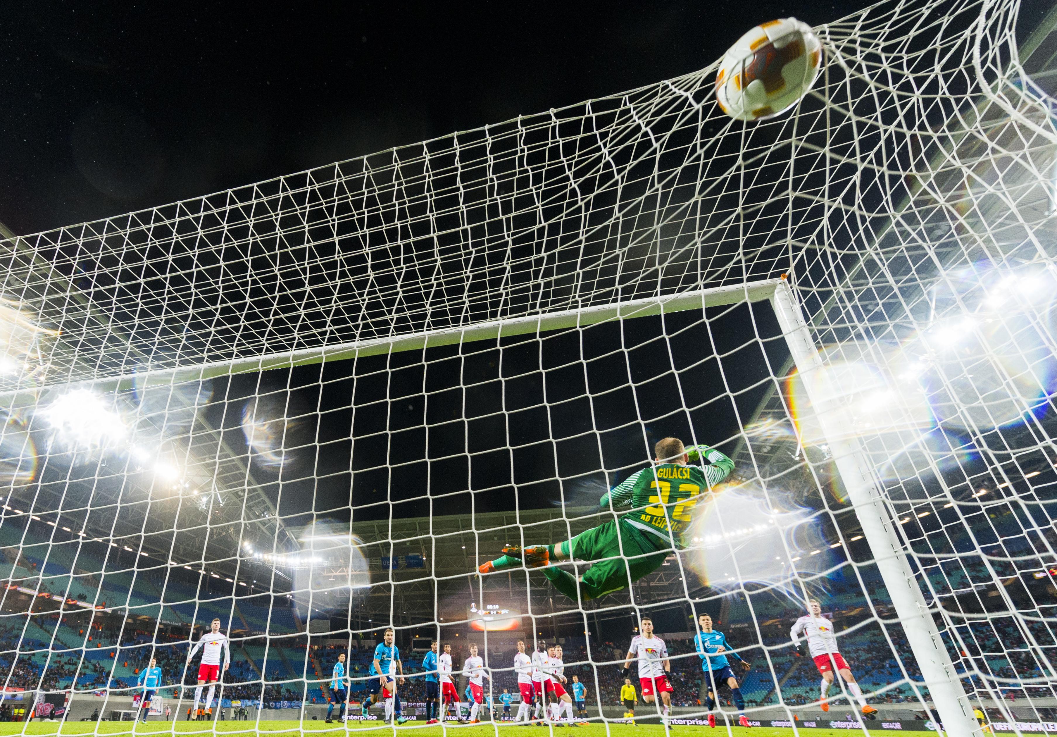 Leipzig de Bruma goleado frente ao Hoffenheim