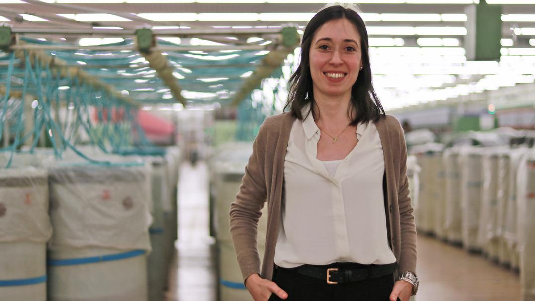 Quer saber mais sobre inovação têxtil no desporto? Catarina Guise explica