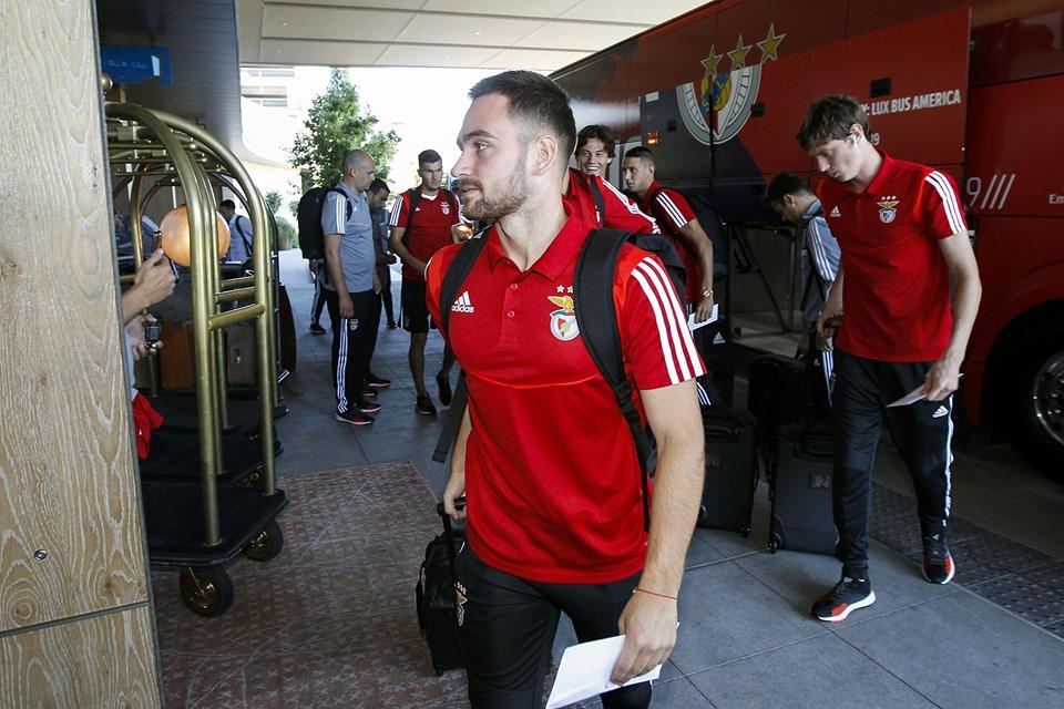 Benfica: Zivković custa mais de 1 milhão de euros por hora em campo