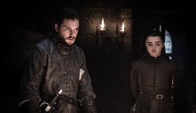 """Que pistas escondem estas fotos de """"A Guerra dos Tronos""""? Reveladas imagens do segundo episódio da última temporada"""