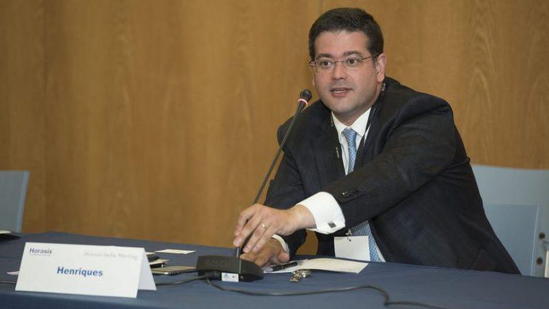 Luís Castro Henriques vai substituir Frasquilho à frente da AICEP
