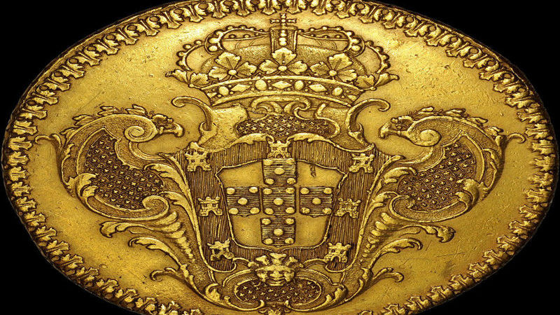 Conheça a maior moeda portuguesa em ouro (vale 225 mil euros)