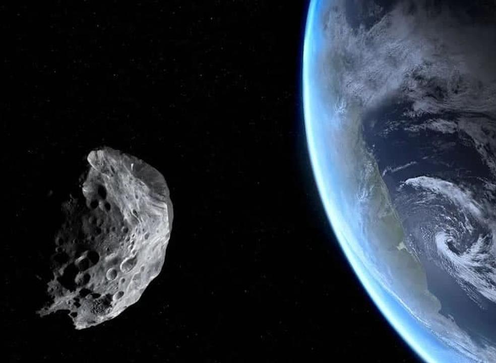 NASA: Asteroide classificado como perigoso vai passar pela Terra no próximo ano
