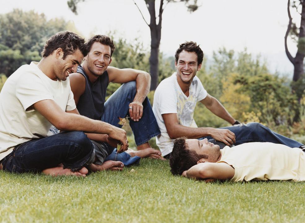 As coisas que os homens fazem e que não lembram a mais ninguém