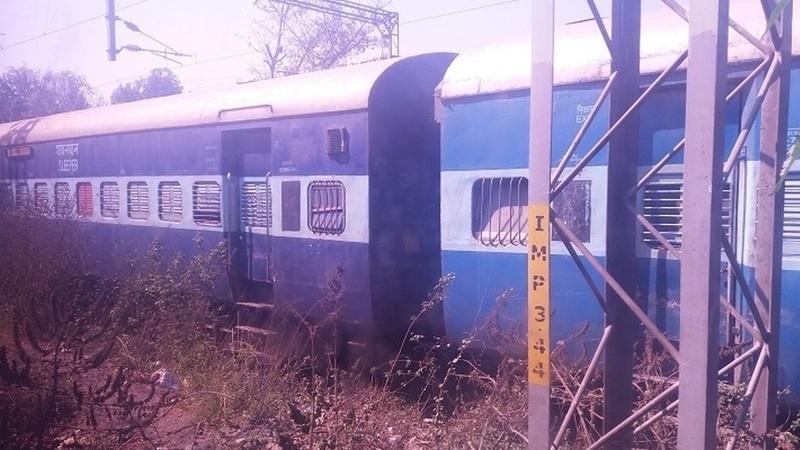 Andar de comboio na Índia: com os nervos à flor da pele