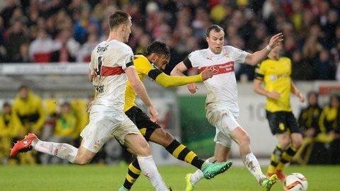 Dortmund, adversário do FC Porto na Liga Europa, nas 'meias' da Taça