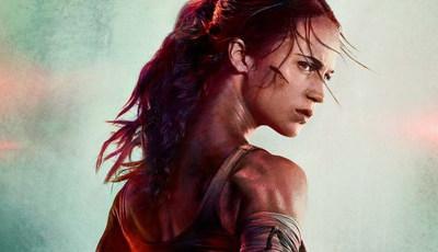 """Tomb Raider"": Alicia Vikander confessa que ""significa muito"" encarnar Lara Croft"