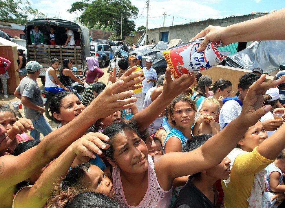 """Paulo Rangel afirma que situação humanitária na fronteira com Colômbia é """"absolutamente impressionante"""""""