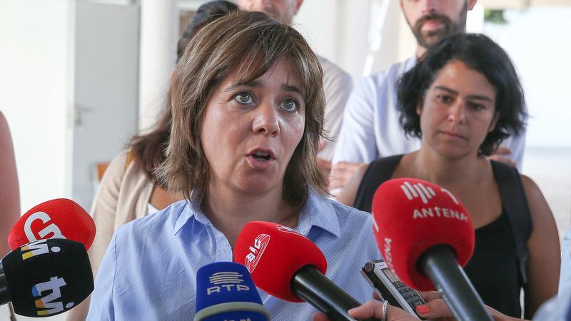 OE2019: Catarina Martins quer investimentos em hospitais e medidas para fixar médicos no interior