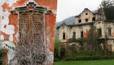 Será este o edifício mais assustador do mundo? As mansão fantasma que foi palco de um assassinato