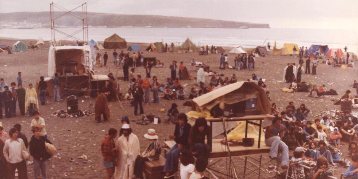"""""""Musical Açores"""": Primeiro festival de verão pós-25 de Abril recordado em documentário"""