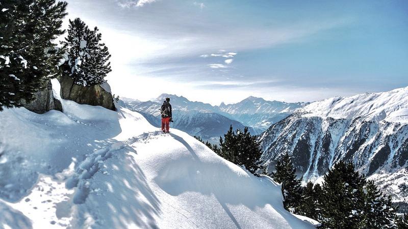 Hotéis perfeitos para uma escapadinha na neve