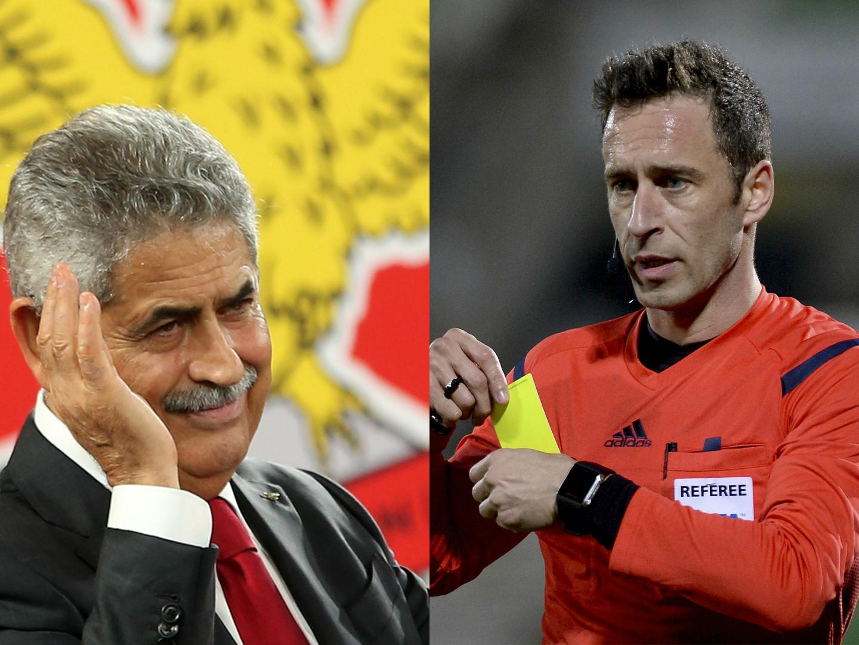 Sporting acusa Presidente do Benfica de fazer uma espera a Artur Soares Dias