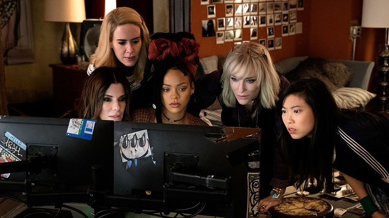 """e-Cinema: O assalto agora é delas em """"Ocean's 8"""""""