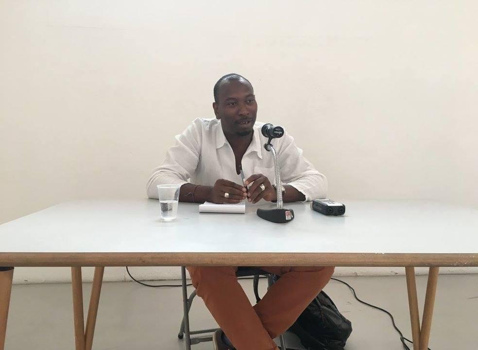 """Mamadou Ba: """"Uma coisa é tratar a polícia de bosta, outra é dizer que a sua atuação é uma bosta"""""""