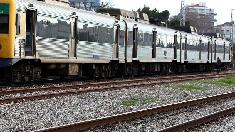 Circulação ferroviária na Linha de Cascais interrompida por causa de atropelamento