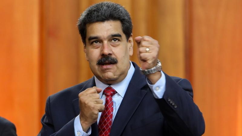 """Maduro acusa Portugal de ato de """"terrorismo e pirataria"""". Barco da Marinha venezuelana foi abalroado """"de maneira brutal"""""""