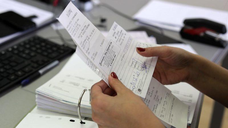 Contribuintes declararam menos 126 milhões de faturas