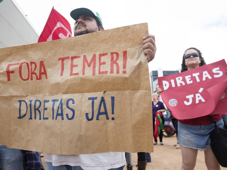 O que Dilma Roussef passou será um passeio perto do que vem aí para Temer