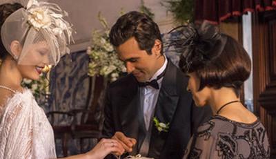 Esta semana em 'Tempo de Amar', Maria Vitória e Vicente casam-se
