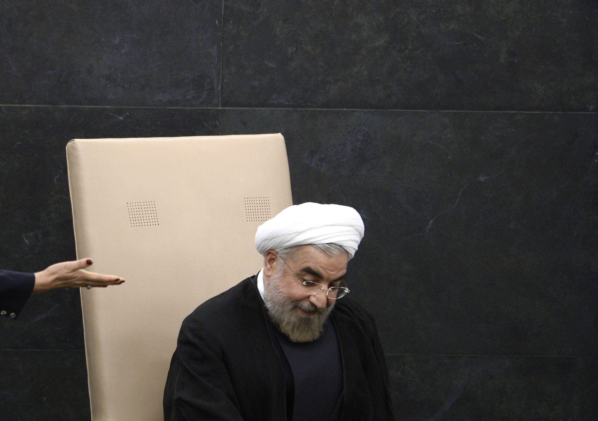 Presidente iraniano contesta legitimidade de um novo acordo sobre programa nuclear