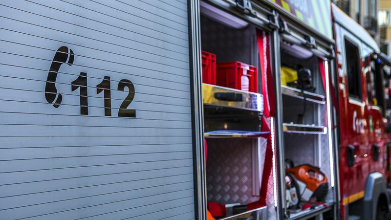 Incêndio obriga a evacuação do centro comercial Almada Forum