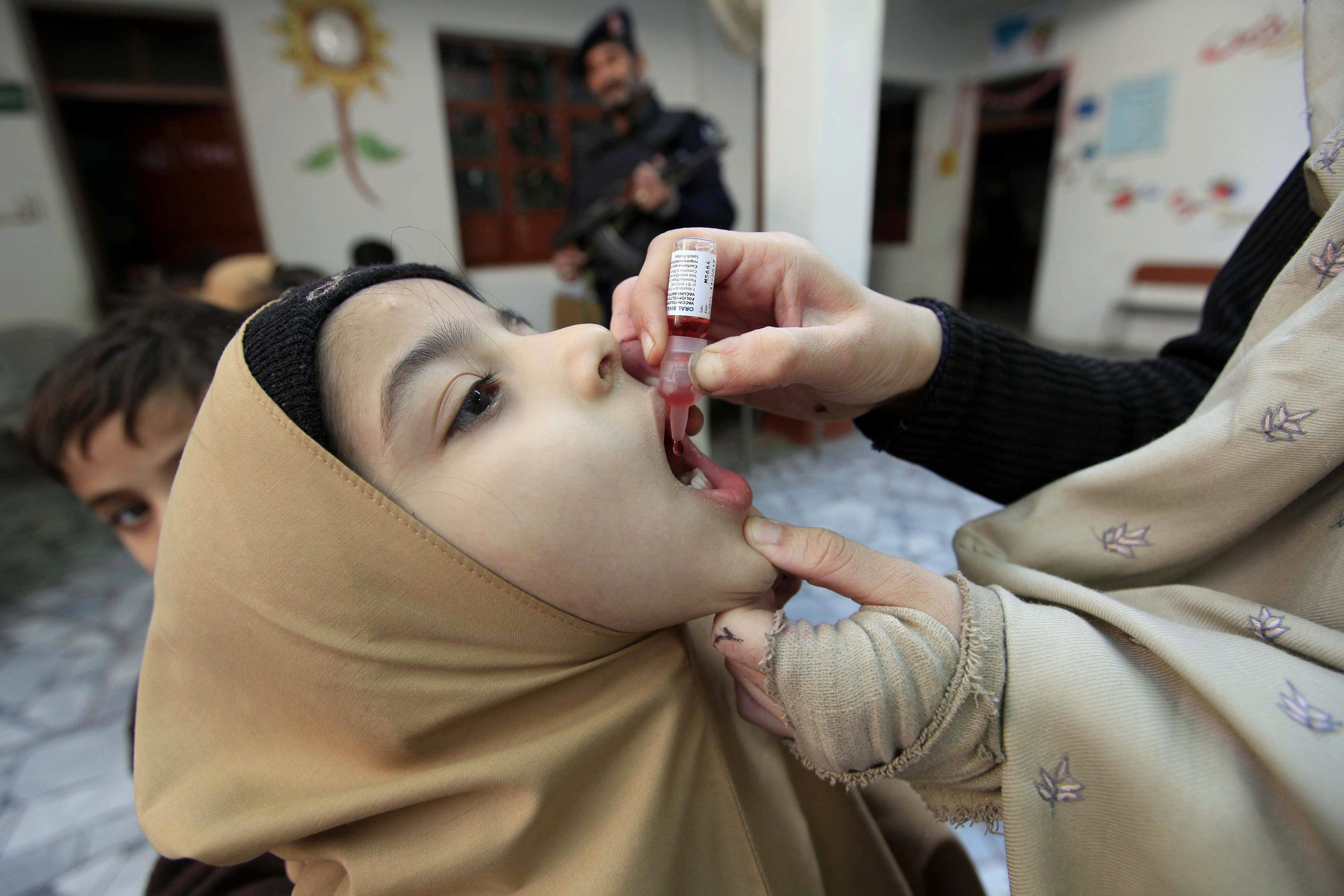 República Democrática do Congo vai vacinar 2,2 milhões de crianças contra sarampo