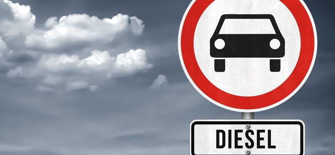 O cerco ao diesel aperta-se: países que proíbem a circulação de carros a gasóleo