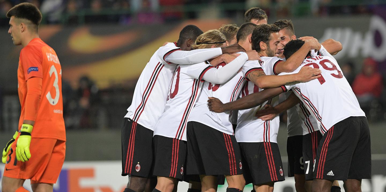 UEFA rejeita acordo com AC Milan sobre investigação ao 'fair play' financeiro