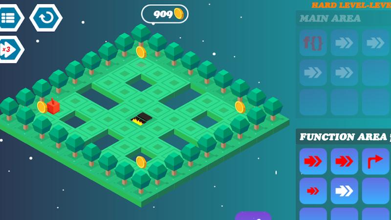 """Os """"techies"""" mais novos podem partir à aventura no mundo da programação com um jogo divertido"""