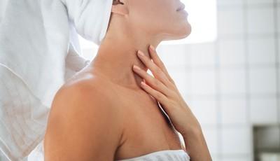 5 produtos para cuidar do pescoço