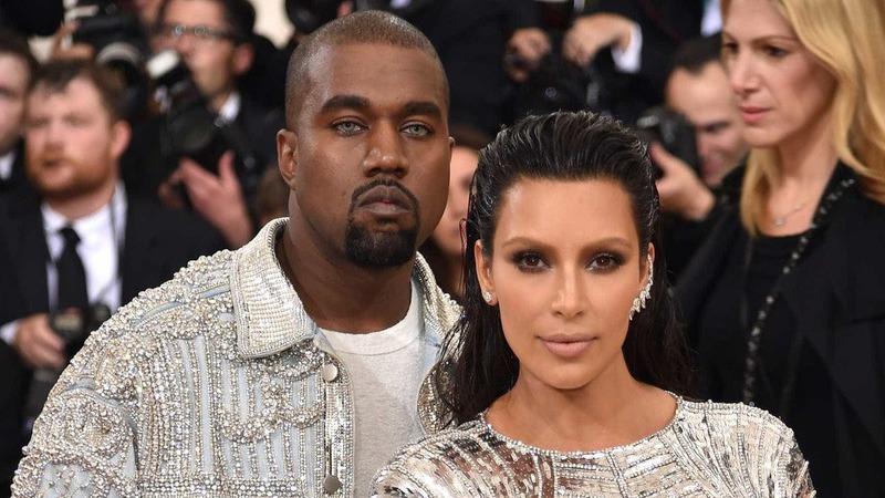 Revelado o nome da terceira filha de Kim e Kanye
