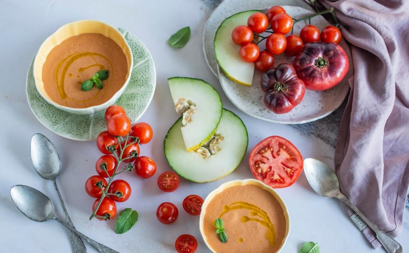 E se lhe dissermos que estas 3 receitas de melão são para beber? Talhada não entra