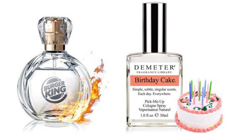 Os perfumes com os cheiros mais inusitados