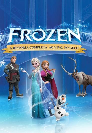 Disney on Ice apresenta Frozen