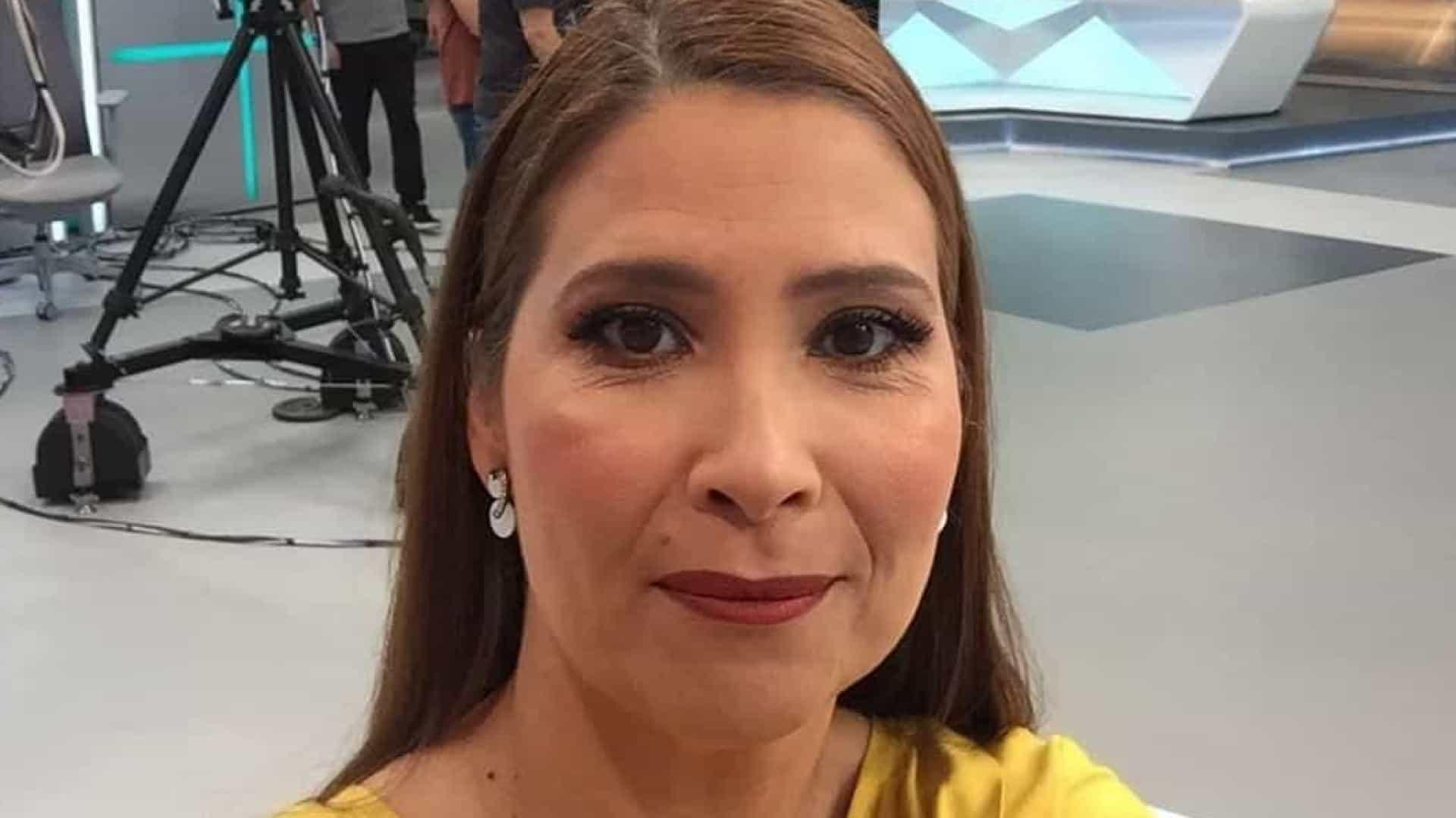 """Cláudia Lopes recorda saída da TVI: """"Precisava de provar a mim própria"""""""