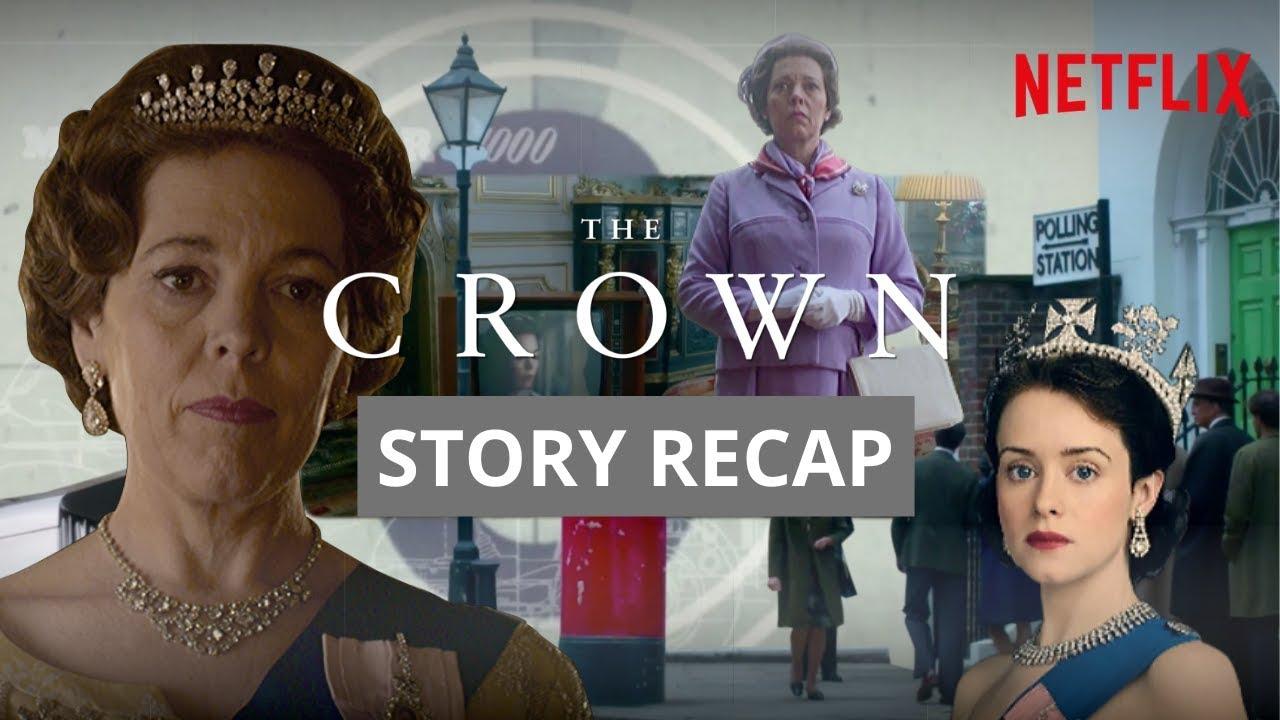 """Ainda não começou a ver a nova temporada de """"The Crown""""? Recorde os últimos acontecimentos"""