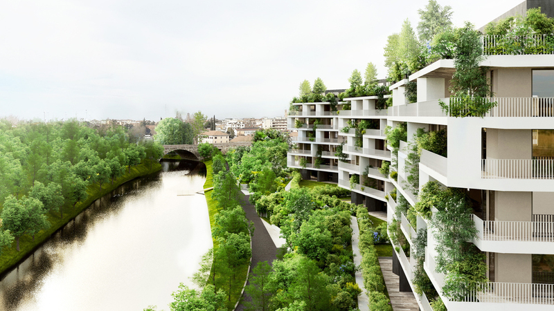 Projeto verde vai reabilitar zona fabril em Itália