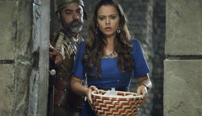 Esta semana em 'O Rico e Lázaro', Joana apanha Asher com outra mulher