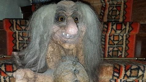 Os trolls que eu conhecia...