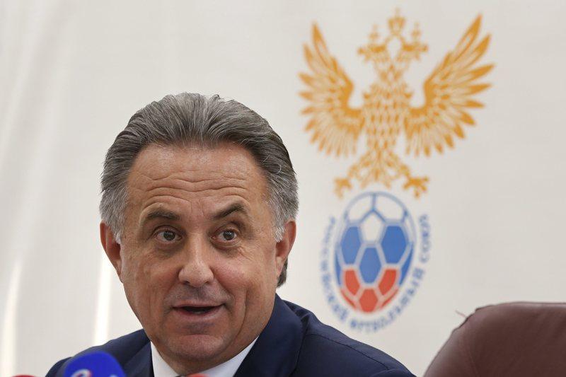 """Ministro russo diz que 'nega' do TAS é """"política"""""""