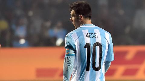 Di Maria: &quote;O mais importante é que Messi não se canse da Argentina&quote;