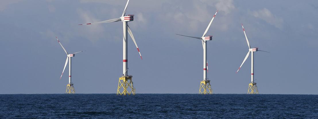 Energia eólica na Europa em 2019 aquém do Pacto Ecológico Europeu