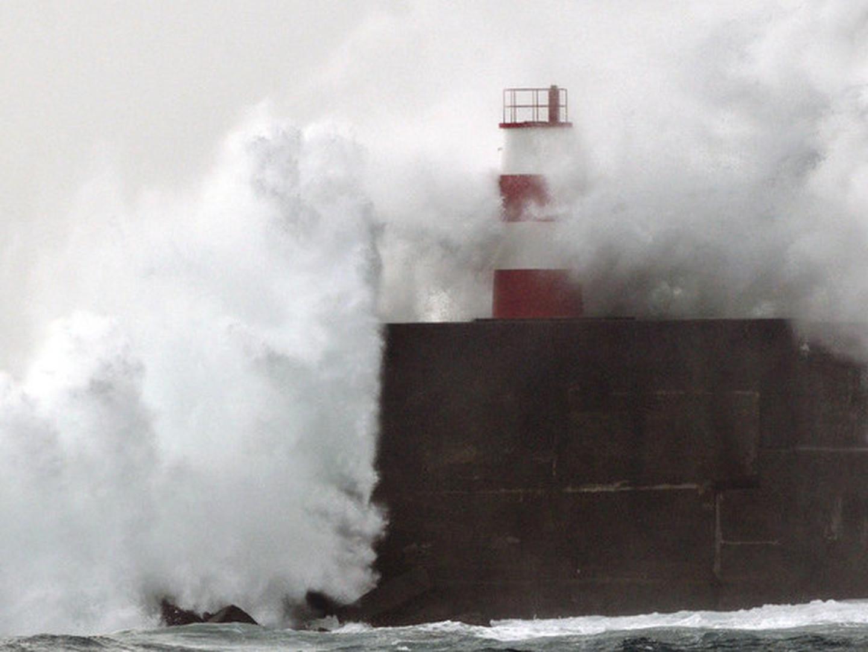 Agravamento do estado do mar nos Açores a partir de segunda-feira