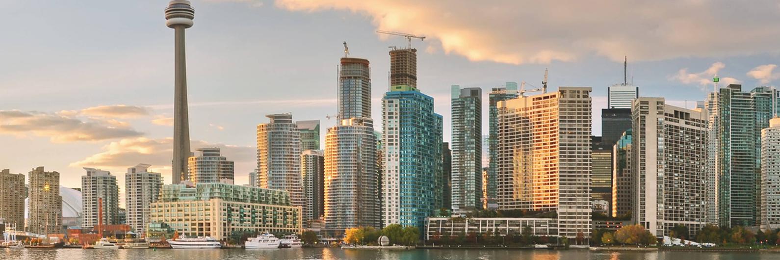 Toronto: o outro lado do centro financeiro do Canadá