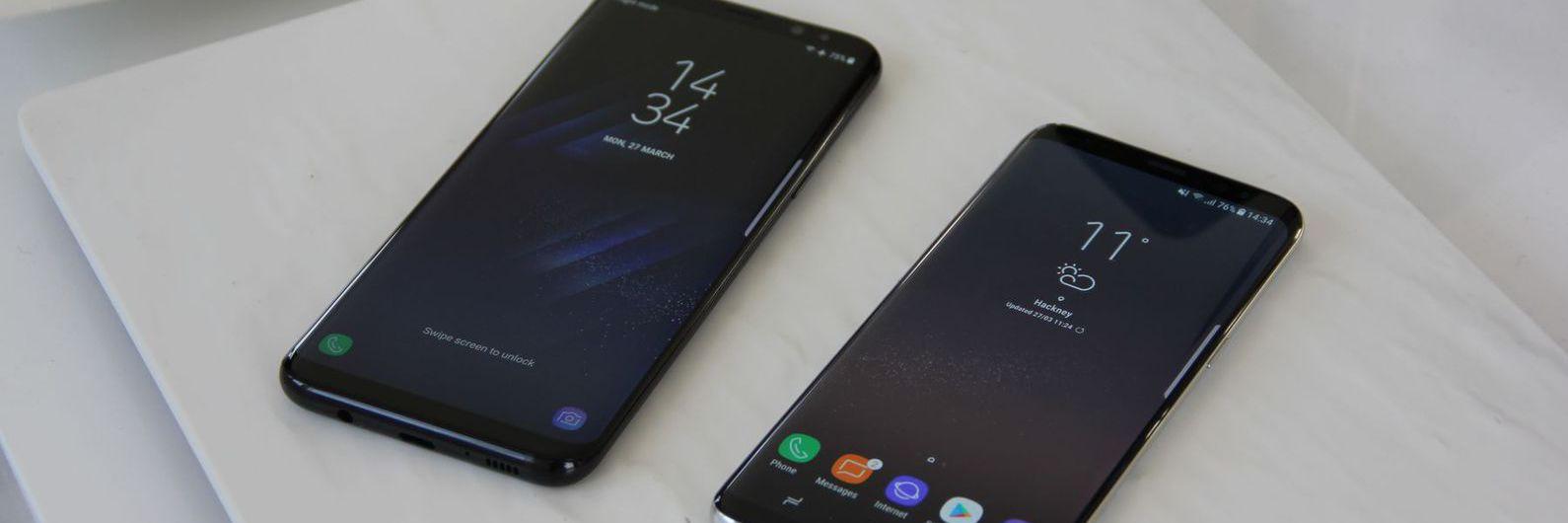 Portugal: preço mínimo do novo Galaxy S8 ultrapassa os 800 euros