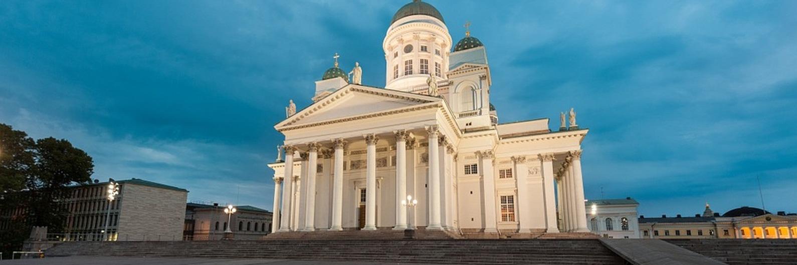 Helsínquia foi distinguida pela UNESCO como a Cidade do Design